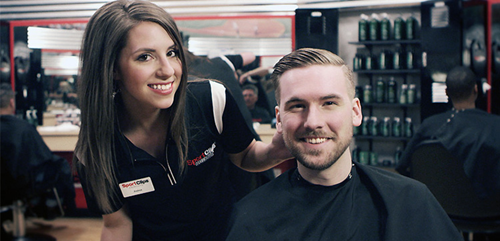 Sport Clips Haircuts of Sacramento -Loehmann's Plaza  Haircuts